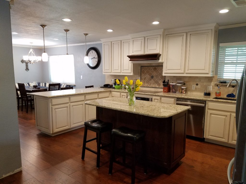 kitchen cabinets gallery | b&w cabinets