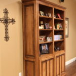 custom bookcases