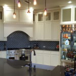 Shaker paint kitchen