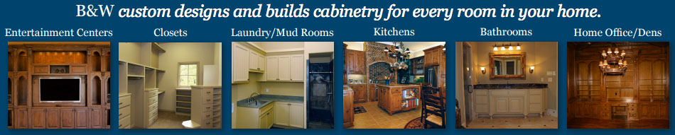 BW Cabintes - Raised Panel Doors - Cabinetry